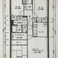 パレ平塚すみれ平4番館 1階部分 仲介手数料無料